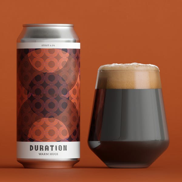 Warm Hugs - Duration - Stout, 6%, 440ml