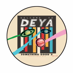 Something Good 5 - Deya Brewing - Strata & Idaho 7 IPA, 6.2%, 500ml Can