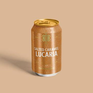 Salted Caramel Lucaria - Thornbridge Brewery - Ice Cream Porter, 4.5%, 330ml Can