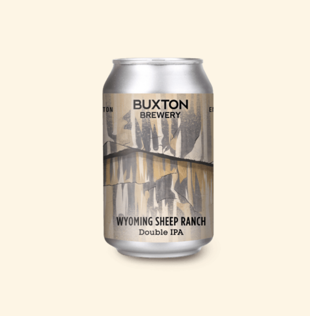 Wyoming Sheep Ranch - Buxton - DIPA, 9.0%, 330ml
