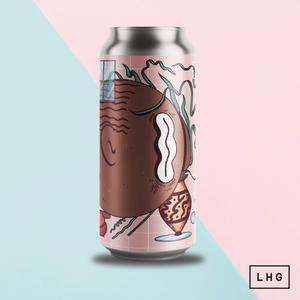 Another Weekend - Left Handed Giant - Peach & Raspberry Sour, 5.3%, 440ml