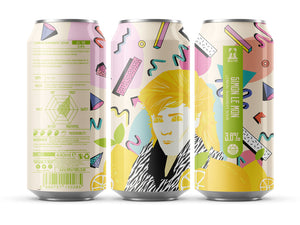 Simon Le Mon - Brew York - Lemon Sherbet Sour, 3.8%, 440ml Can