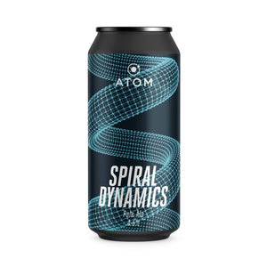Spiral Dynamics - Atom Brewing Co - Pale Ale, 4.5%, 440ml Can
