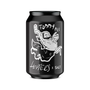 Toddy Ale - Salt Beer Factory - Pale Ale, 4.8%, 330ml Can
