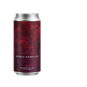 The Martingale System - Double Barrelled - Fruited Kettle Sour, 5.2%, 440ml
