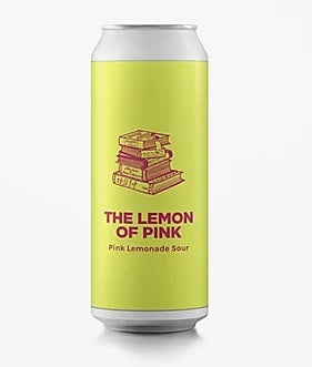 The Lemon Of Pink - Pomona Island - Pink Lemonade Sour, 4.8%, 440ml Can