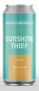 Sunshine Thief - Pentrich Brewing Co - Pale Ale, 6.2%, 440ml Can