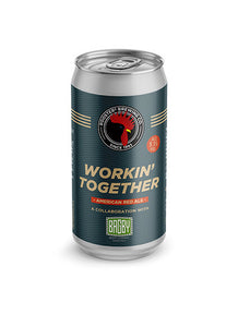 Workin' Together - Roosters Brewery X Bagby Beer Co - American Red Ale, 5.1%, 440ml