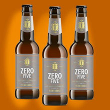 Load image into Gallery viewer, Zero Five - Thornbridge Brewery - Low Alcohol Pale Ale, 0.5%, 330ml Bottle