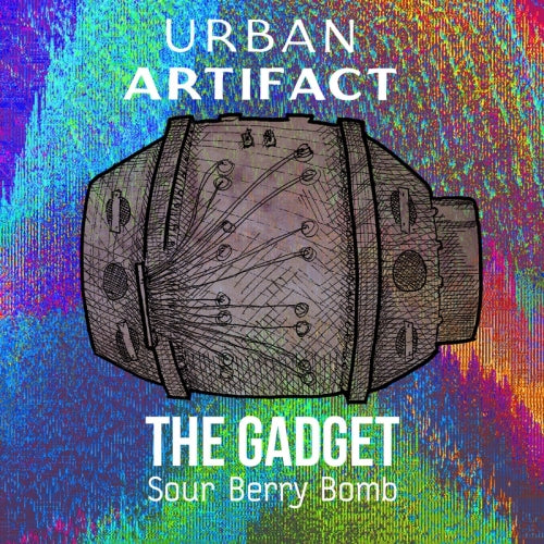 The Gadget - Urban Artifact - Raspberry & Blackberry Midwest Fruit Tart, 7.9%, 355ml