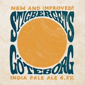 New And Improved! 2020 - Stigbergets - IPA, 6.5%, 440ml Can
