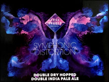 Load image into Gallery viewer, Symphonic Distortion - Frau Gruber - DDH DIPA, 8.2%, 440ml Can