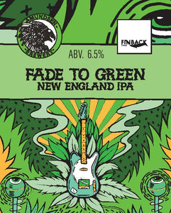 Fade To Green - Amundsen Brewery X Finback - New England IPA, 6.5%, 440ml