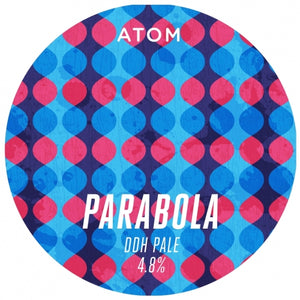 Parabola - Atom Brewing Co - DDH Pale, 4.8%, 440ml