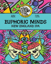 Load image into Gallery viewer, Euphoric Minds - Amundsen Brewery - New England IPA, 7%, 440ml