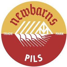 Load image into Gallery viewer, Pilsner Beer - Newbarns Brewery - Pilsner, 4.2%, 440ml Can