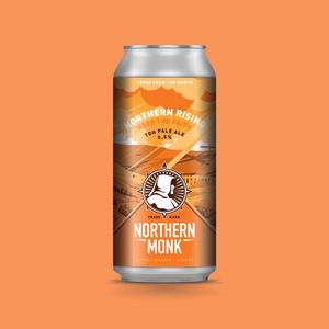 Northern Rising - Northern Monk - TDH Pale Ale, 5.5%, 440ml
