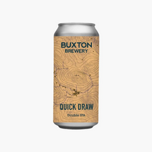 Load image into Gallery viewer, Quick Draw - Buxton Brewery - DIPA, 8%, 440ml