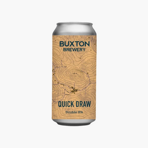 Quick Draw - Buxton Brewery - DIPA, 8%, 440ml