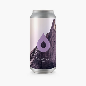 Oh My.. - Polly's Brew Co X Big Mountain - Citra & Sabro Pale, 5.8%, 440ml Can