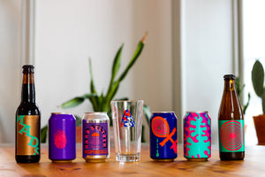 Omnipollo Tasting Set - Omnipollo - 6 Beers and Branded Glass