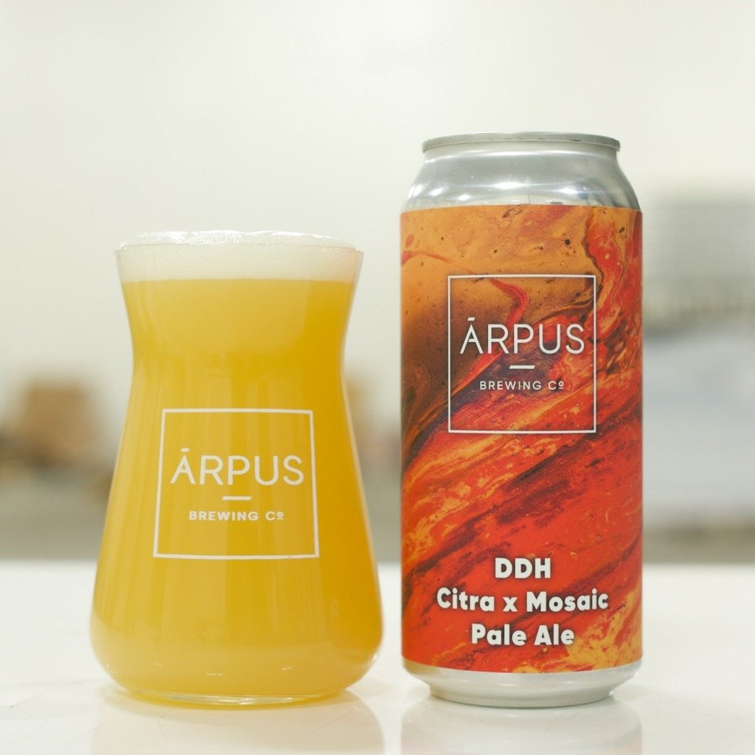 DDH Citra x Mosaic Pale Ale - Arpus Brewing Co - DDH Citra X Mosaic Pale Ale, 5.5%, 440ml Can