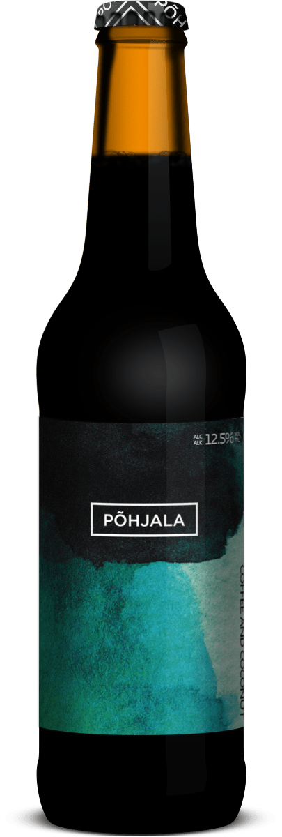 Cocobänger - Põhjala Brewery - Imperial Stout with Coffee & Coconut, 12.5%, 330ml Bottle