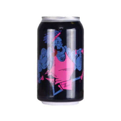 Raspberry Dry Hopped Sour - Collective Arts - Raspberry Dry Hopped Sour, 5.5%, 355ml Can