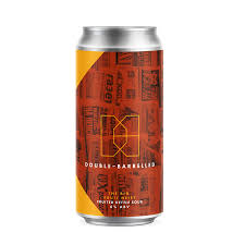 The Big Fruit Heist - Double Barrelled - Fruited Kettle Sour, 6%, 440ml Can
