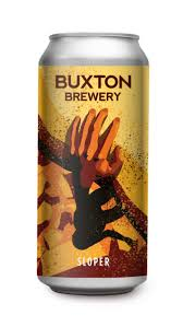 Sloper - Buxton Brewery - Session IPA, 3.8%, 440ml