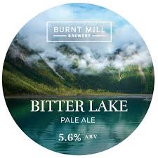 Bitter Lake - Burnt Mill - West Coast Pale Ale, 5.5%, 440ml