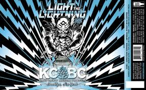 Light The Lightening -KCBC - Imperial Coffee Stout, 9%, 473ml