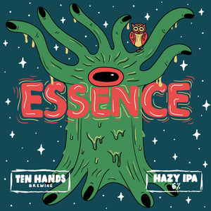 Essence - Ten Hands Brewing - Hazy IPA, 6%, 330ml Can
