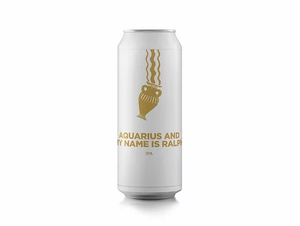 Aquarius And My Name Is Ralph - Pomona Island - DDH IPA, 6.5%, 440ml Can