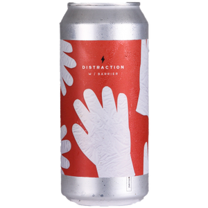 Distraction - Garage Beer Co X Barrier Brewing Co - Session IPA, 4.8%, 440ml Can