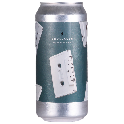 Shoelaces - Garage Beer Co X Whiplash Beer - IPA, 6.5%, 440ml Can