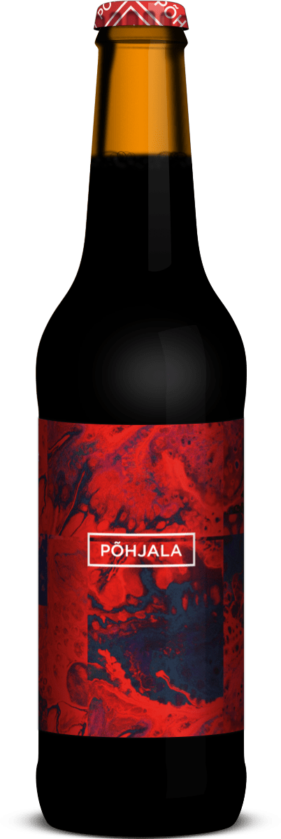 Gimme Danger - Põhjala Brewery - Gluten Free Imperial Stout, 10.5%, 330ml Bottle