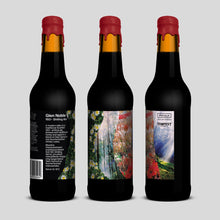 Load image into Gallery viewer, Glen Noble - Põhjala Brewery X Tempest Brewing - Auchentoshan Whisky Barrel Aged Wildflower Honey Shilling Ale, 13.2%, 330ml Bottle