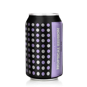 Hoptical Illusion - Brass Castle - Gluten Free Pale Ale, 4.3%, 330ml