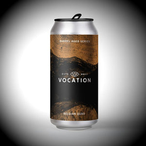Barrel Aged Series Belgian Quad - Vocation Brewery - Barrel Aged Belgian Quad, 11.3%, 440ml