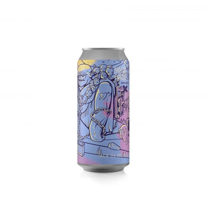 Jack In Irons - Brass Castle - Gluten Free Toasted Coconut Imperial Stout, 10%, 440ml Can