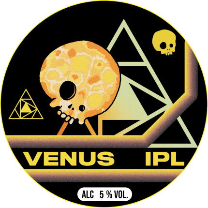 Venus - Beavertown X Glasshouse Beer Co, India Pale Lager, 5%, 330ml