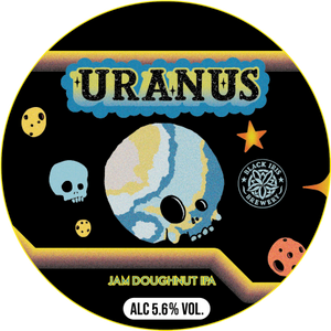 Uranus - Beavertown X Black Iris Brewery - Jam Doughnut IPA, 5.6%, 330ml