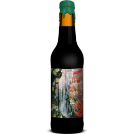 Glen Noble - Põhjala Brewery X Tempest Brewing - Auchentoshan Whisky Barrel Aged Wildflower Honey Shilling Ale, 13.2%, 330ml Bottle