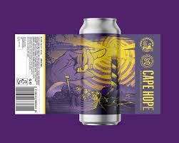 Cape Hope - Seven Island Brewery X Sori Brewing - New England DDH DIPA, 8.3%, 440ml Can