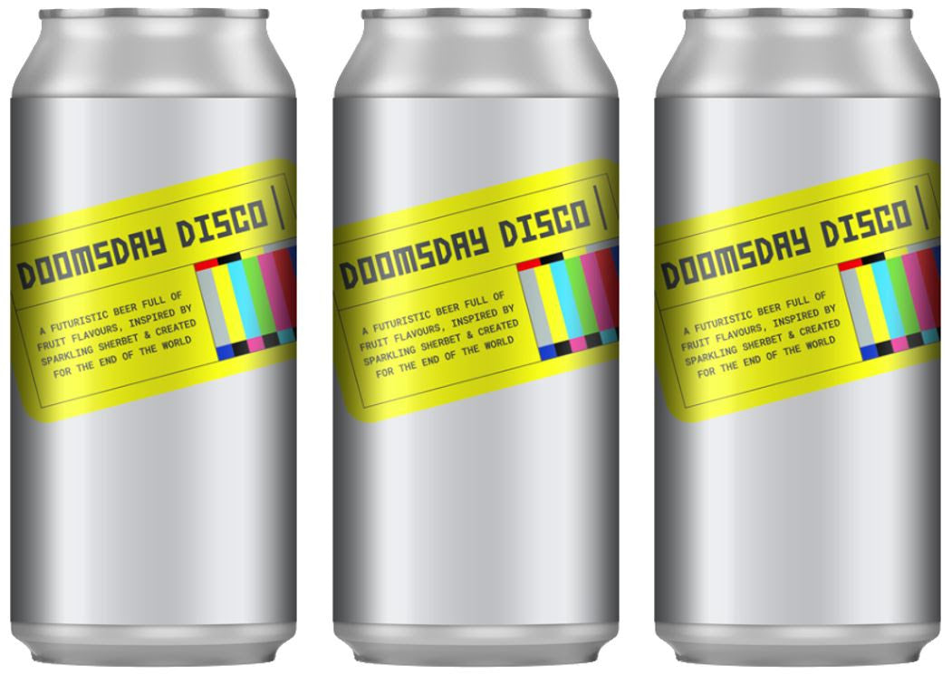 Doomsday Disco PP11.02 - Northern Monk - Fruity IPA, 6%, 440ml