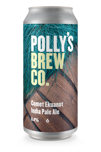 Comet Ekuanot IPA - Polly's Brew Co - IPA, 6.4%, 440ml