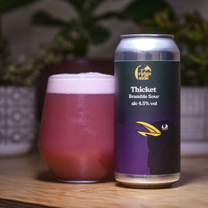 Thicket - Ridgeside Brewery - Bramble Sour, 4.5%, 440ml Can