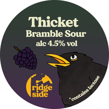 Load image into Gallery viewer, Thicket - Ridgeside Brewery - Bramble Sour, 4.5%, 440ml Can