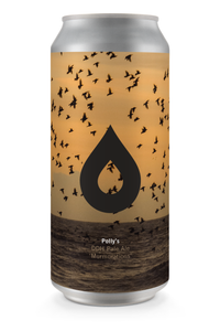 Murmurations - Polly's Brew Co - DDH Pale Ale, 5.5%, 440ml Can